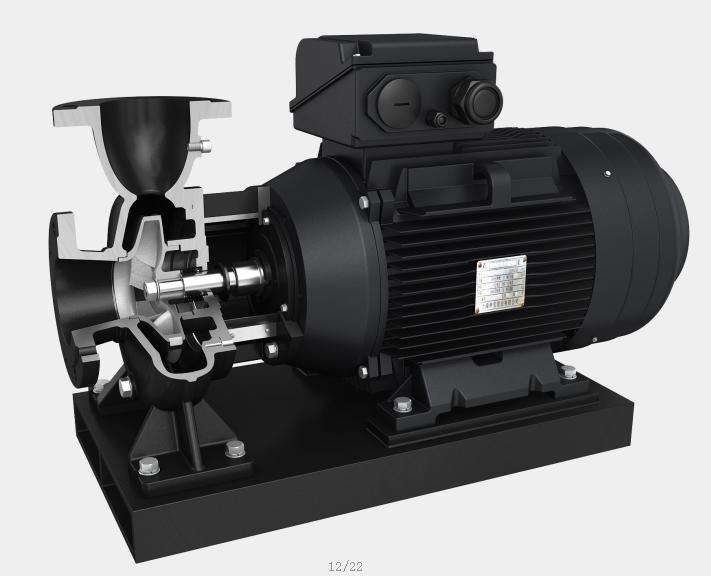 llk-type-close-coupled-centrifugal-pump